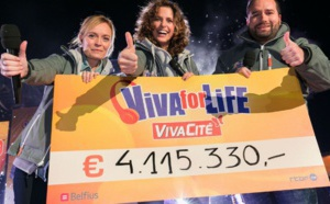 104 projets financés grâce à Viva for Life 2017