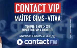 """Un nouveau """"Contact VIP"""" proposé par Contact FM"""