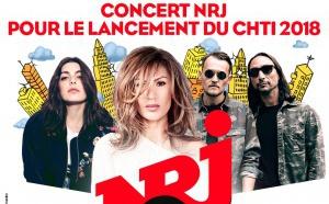 Concert NRJ pour le lancement du Chti 2018 à Lille