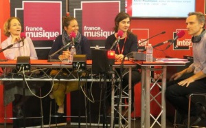 France Musique au Salon du Livre de Paris