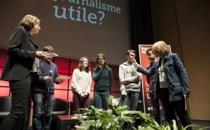 PhilFM du Collège Philippe de Commynes récompensée