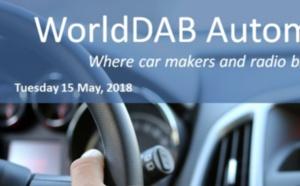 Le WorldDAB prépare le WorldDAB Automative 2018