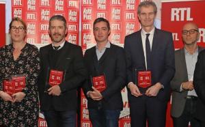 RTL attribue des prix au Salon de l'Auto à Genève