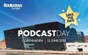 Deuxième édition du PodcastDay à Copenhague