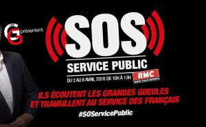 """SOS service public"" sur RMC"