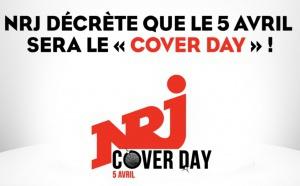 """Belgique : NRJ décrète que le 5 avril sera le """"Cover Day"""""""