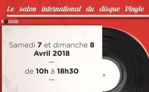 Nostalgie recevra un Wax d'or au salon Vinyle Expo