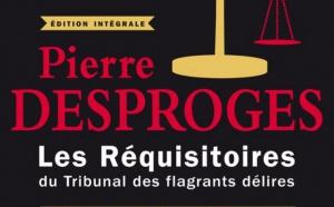Les Réquisitoires du Tribunal des flagrants délires dans un livre