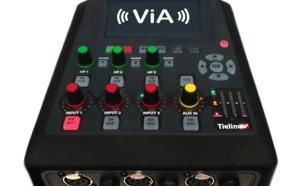 Le MAG 99 - VIA, le codec portable de chez Tieline