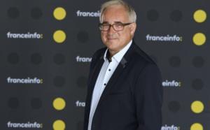 """Vincent Giret : """"nous allons tester franceinfo sur le podcast"""""""