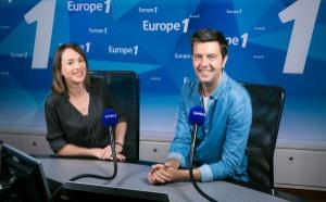 Anne Le Gall et Maxime Switek sont aujourd'hui à Strasbourg © Wlad Simitch - CapaPictures