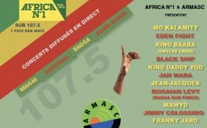 Africa n°1 au New Morning ce 13 mai