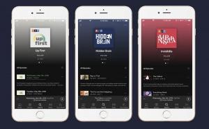 NPR s'associe à Spotify pour développer ses podcasts