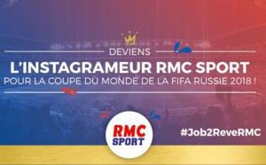 """RMC offre un """"job de rêve"""" à un auditeur"""