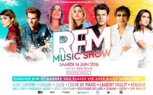 """RFM prépare un """"RFM Music Show"""""""