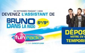 Fun Radio inaugure un nouveau style de publicité