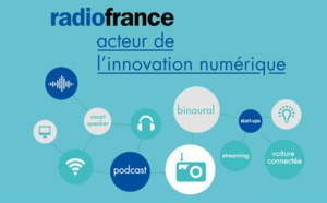 Radio France à Viva Technology jusqu'au 26 mai