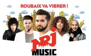 Un concert NRJ Music Tour à Roubaix
