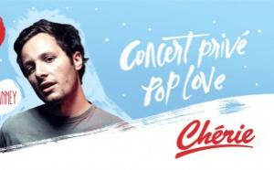 """Vianney en concert """"Pop Love"""" avec Chérie"""