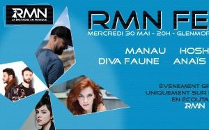 RMN prépare un showcase pour ses auditeurs