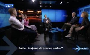 """LCP : l'émission """"Droit de suite"""" s'intéresse à la radio"""
