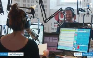 À Bordeaux, Wit FM fête ses 30 ans