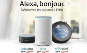 L'assistant vocal d'Amazon est disponible précommande
