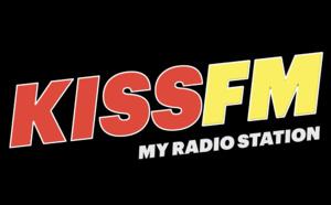 Kiss FM fait évoluer son identité visuelle
