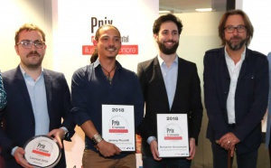 Les lauréats 2018 du Prix RFI Instrumental