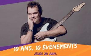 K6FM : showcase et concert avec Axel Bauer