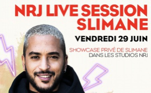 NRJ Belgique organise un showcase privé avec Slimane