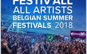 Festiv'ALL : tous les festivals belges sur une radio !
