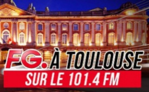 Radio FG est désormais diffusée à Toulouse