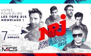 Ouverture des votes pour les NRJ DJ Awards