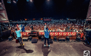 45 000 personnes au Scoop Music Tour
