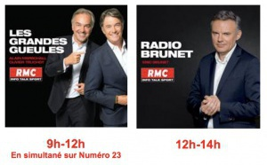 RMC : changements d'horaires pour plusieurs émissions