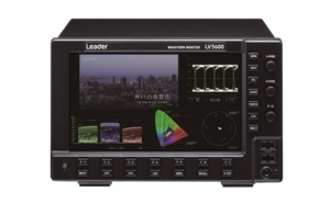 Audiopole importe désormais les moniteurs de signaux vidéo Leader