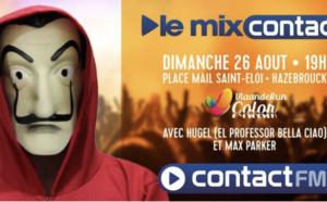 """Contact FM lance sa première édition du """"Mix Contact"""""""