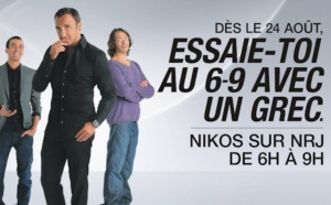 Nikos Aliagas : avant Europe 1, NRJ et Radio Notre-Dame