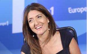 """Raphaëlle Duchemin : """"Europe 1 c'est la radio de l'audace"""""""