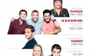 La saison du renouveau pour NRJ Belgique