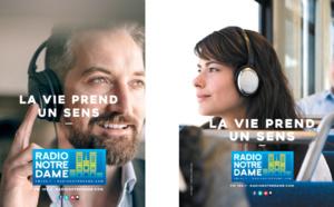 Radio Notre Dame déploie sa nouvelle grille
