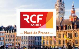 """RCF Nord de France : """"une audience record et des auditeurs plus jeunes"""""""