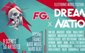 Radio FG partenaire du Dream Nation Festival