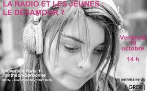 La radio et les jeunes : le désamour ?