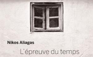 """""""L'épreuve du temps"""" : le nouveau livre de Nikos Aliagas"""