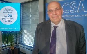 """Nicolas Curien (CSA) : """"Une ou 2 grandes radios pourraient s'engager sur le DAB+"""""""