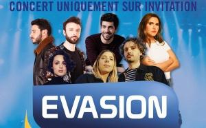 Évasion : un concert privé à Beauvais