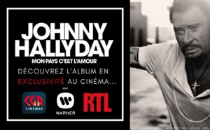 RTL : un dispositif autour de l'album de Johnny Hallyday