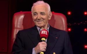 Les radios ont largement programmé Charles Aznavour